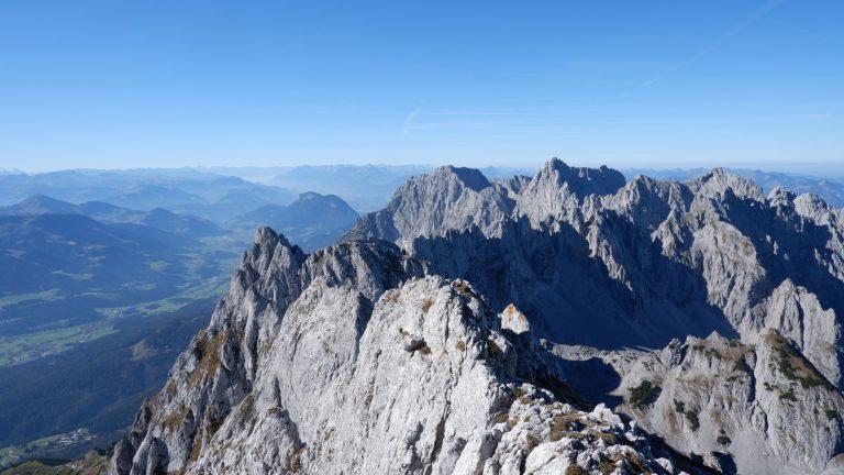 Kaisergebirge. Ackerlspitze
