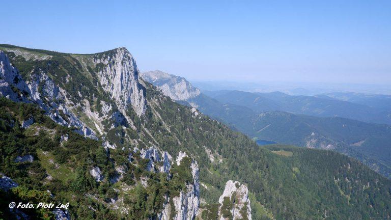 Austria. Höllengebirge