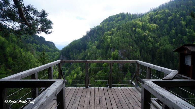 Góry Choczańskie. Dolina Prosiecka i Kwaczańska