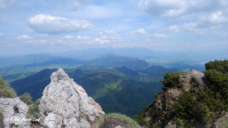 Góry Choczańskie. Wielki Chocz