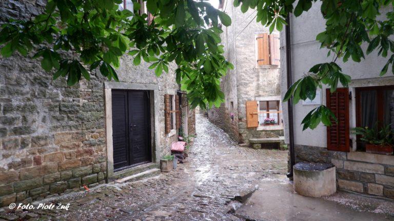 Grožnjan, Istryjskie miasteczko artystów