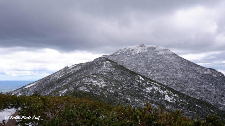 Słowenia. Veliki Snežnik