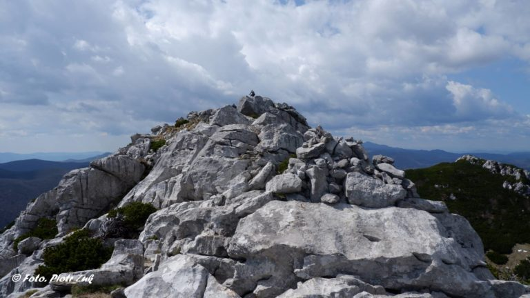Chorwacja. Veliki Risnjak