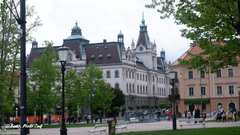 Słowenia. Lublana