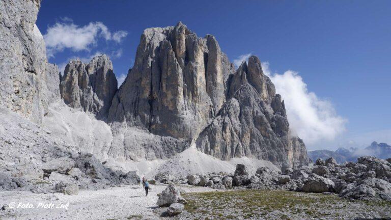 Dolomity. Pale di San Martino