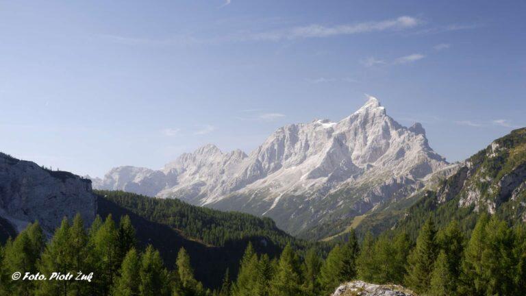 Dolomity. Wokół Monte Pelmo