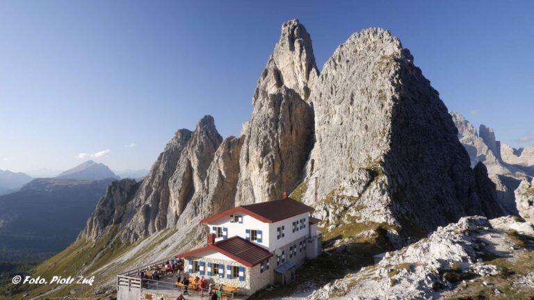 Dolomity. Cadini di Misurina