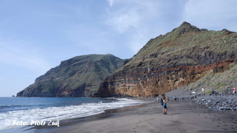 Teneryfa. Zatoka Antequera
