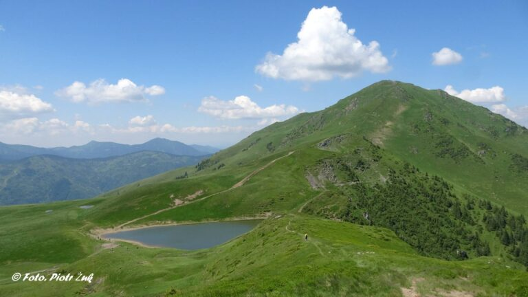 Rumunia. Góry Marmaroskie