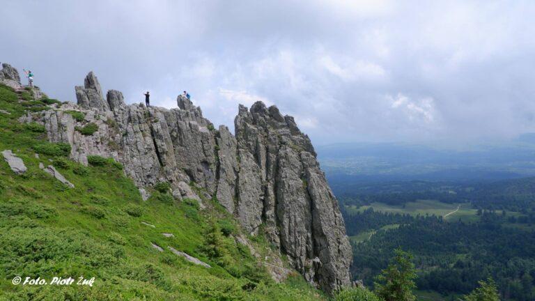 Rumunia. Przez Góry Gutyjskie.