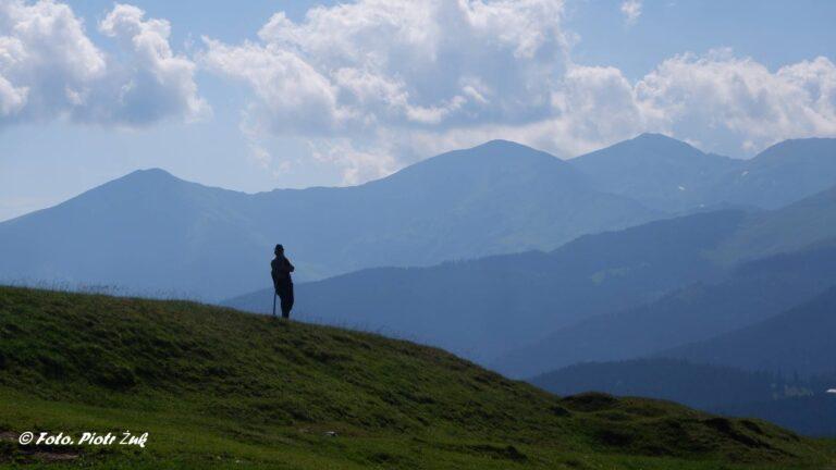 Rumunia. Góry Suhard
