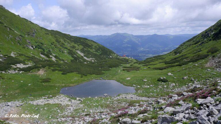 Rumunia. Góry Rodniańskie. Pietrosul