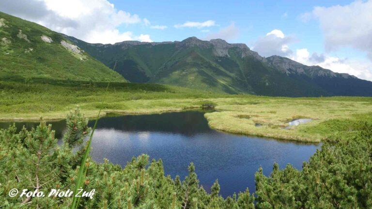 Tatry słowackie. Dolina Zielona Kieżmarska