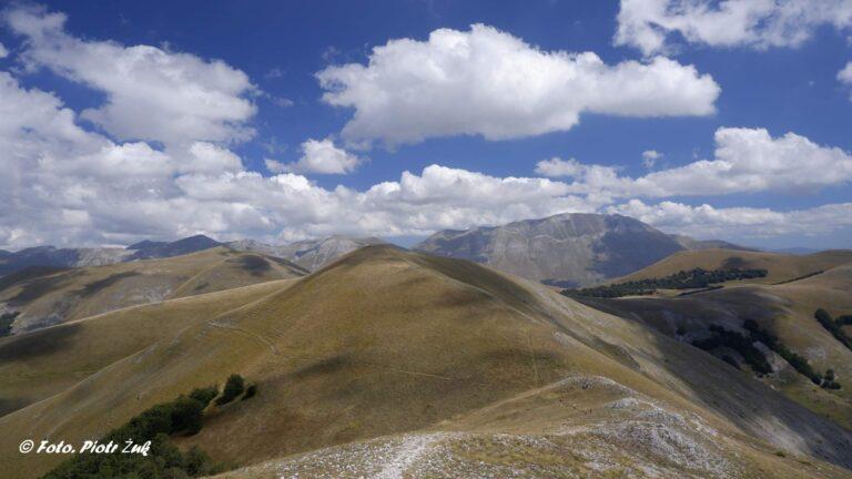 Góry Sybillińskie. Monte Patino