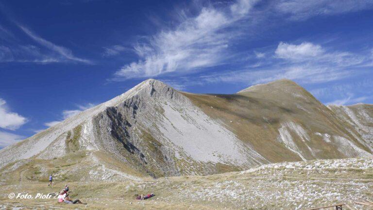 Góry Sybillińskie. Monte Vettore