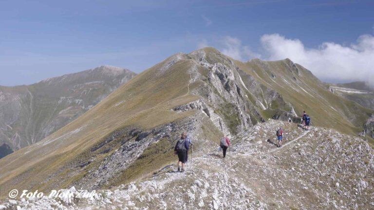 Góry Sybillińskie. Monte Sybilla