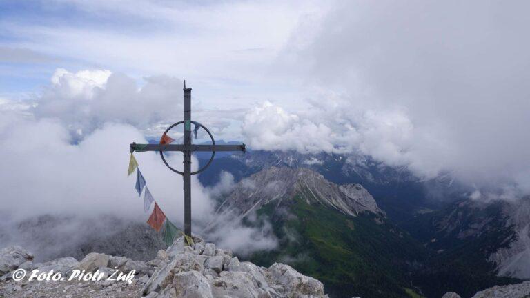 Alpy Karnickie. Monte Peralba