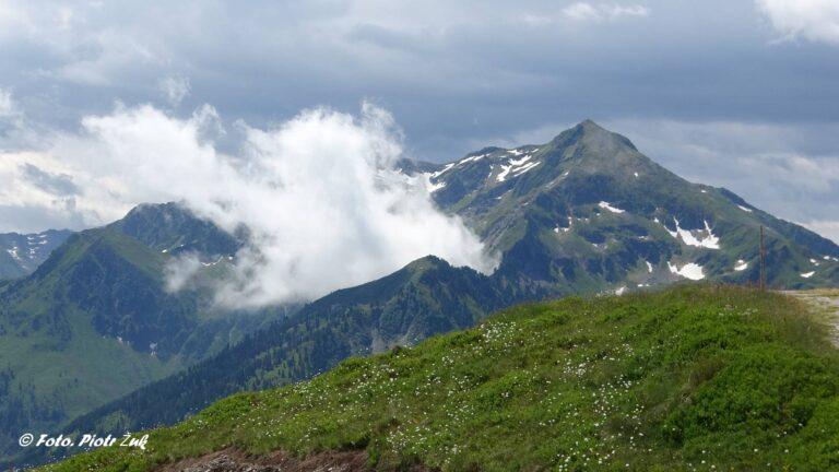 Alpy Kitzbühelskie. Nad Doliną Wildschönau