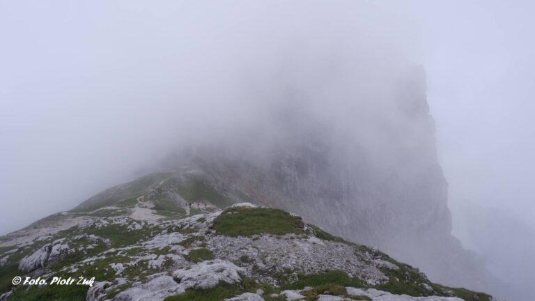 Alpy. Leoganger Steinberge