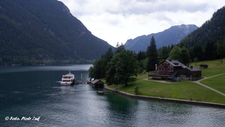 Alpy. Achensee