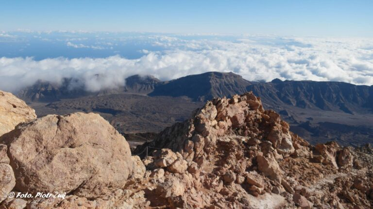 Teneryfa. Pico del Teide