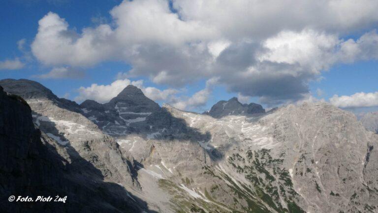 Alpy. Loferer Steinberge