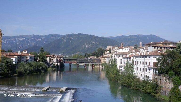Włochy. Bassano del Grappa