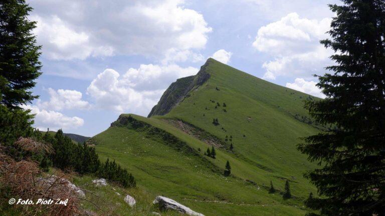 Alpy. Karwendel. Schafreuter