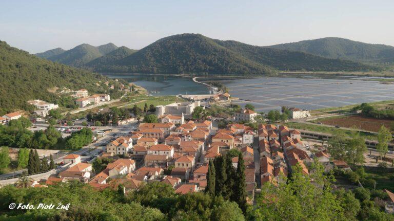 Chorwacja. Ston