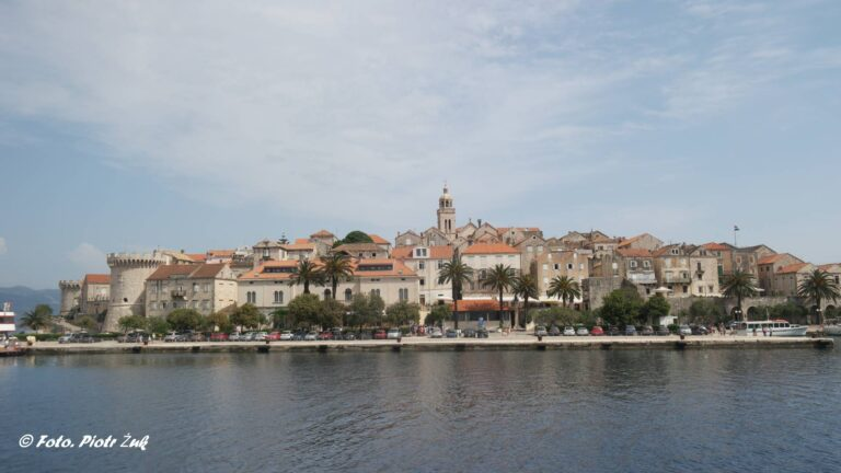 Chorwacja. Korčula