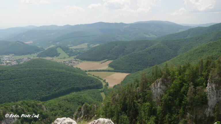 Słowacja. Murańska Planina. Murań