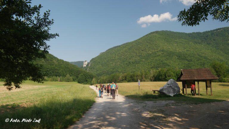 Słowacja. Murańska Planina. Sedlo Burda